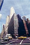 New York, États-Unis d'Amérique (Croix transformés)