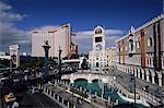 L'hôtel Venetian, Las Vegas, Nevada, États-Unis d'Amérique, l'Amérique du Nord