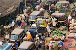 Market, Trivandrum, Kerala, India