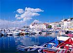 The harbour, Cannes, Cote d'Azur, Provence, France