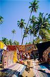 Markt, Goa, Indien