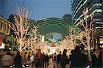 Noël illuminations, Ebisu, Tokyo, Japon