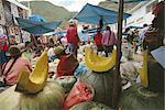 Market, Cuzco, Peru, South America