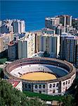 Le Bull Ring, Malaga, Costa del Sol, Andalucia (Andalousie), Espagne, Europe