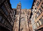 Straßburg, Département Bas-Rhin, Elsass, Frankreich, Europa