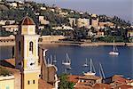 Villefranche sur Mer, Provence, Cote d'Azur, French Riviera, France, Mediterranean, Europe
