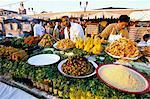 Place Jemaa El Fna, Marrakech (Marrakesh), Morocco, North Africa, Africa
