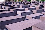 Jewish Memorial, Berlin, Allemagne, Europe