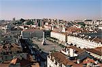 Rossio Square (Dom Pedro IV Square), Lisbon, Portugal, Europe