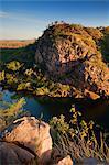 Katherine Gorge and Katherine River, Nitmiluk National Park, Northern Territory, Australia, Pacific