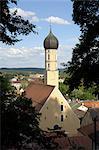 Wolfrathausen, près de Munich, Bavière, Allemagne, Europe
