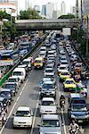 Trafic, Bangkok (Thaïlande), l'Asie du sud-est, Asie