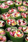 Roses for sale, Chatuchak weekend market, Bangkok, Thailand, Southeast Asia, Asia