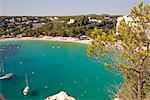 Cala En Porter beach, Menorca, Balearic Islands, Spain, Mediterranean, Europe