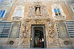 Musée national de la céramique González Martí, Valence, Espagne, Europe