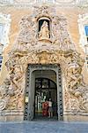 Le Musée National de la céramique González Martí, Valence, Espagne, Europe