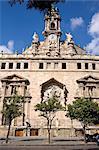 Iglesia de los Santos Juanes (église Saint-Jean), Valence, Espagne, Europe