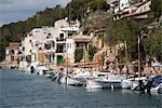 Cala Figuera, Santanyi, Majorca, Balearic Islands, Spain, Mediterranean, Europe