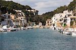Cala Figuera, Santanyi, Majorque, îles Baléares, Espagne, Méditerranée, Europe