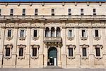 Seminary, Duomo Square, Lecce, Lecce province, Puglia, Italy, Europe