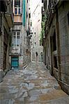 Gothic quartier, Barcelone, Catalogne, Espagne, Europe