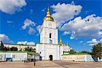 St. Michael's Monastery, Kiev, Ukraine, Europe