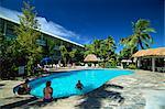 Reef Hotel Resort, Korotogo, Coral Coast, Viti Levu, Fiji, Pacific Islands, Pacific