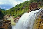 Ankroet Falls, Dalat, Vietnam, Asie