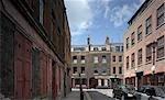 Princelet Street, Spitalfields, London.
