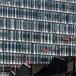 Bankside 1, Southbank, Southwark, London. Architect: Allies and Morrison.