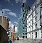Bankside 1, Southwark, London. Architect: Allies and Morrison.