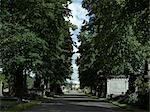 Brompton Cemetery, Kensington, London. Architect: Benjamin Baud.