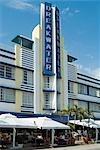 South Bach, Breakwater Hotel, Miami Beach, Florida - built 1939