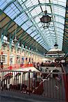 Covent Garden Market, London, 1830. Architect: Charles Fowler