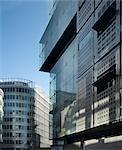 Civil Justice Centre, Manchester. RAIA Jørn Utzon Award for International Architecture 2007. Architect: Denton Corker Marshall