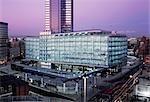 Transport Interchange, Manchester. Architect: Ian Simpson Architects.
