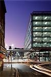 Transport Interchange, Manchester. Ian Simpson Architects
