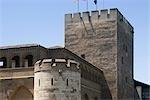 Troubadour's tower, Aljaferia Palace, Zaragoza.