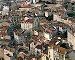 Anjos District, Lisbon. Panoramic view.