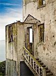 Old Warden's House, Alcatraz, San Francisco, California, USA