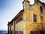 Guardhouse Building, Alcatraz, San Francisco, California, USA