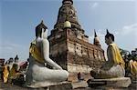 Ayutthaya, Thaïlande