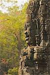 Bayon Temple, Angkor Thom City, Siem Reap, Cambodia