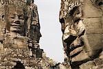 Angkor Thom City, Siem Reap, Cambodia