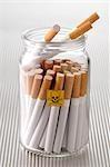 Glas Cigaretttes