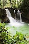 Mag-Aso Falls, Bohol, Central Visayas Region, Philippines