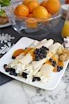 Blueberry and Mascarpone Crepes
