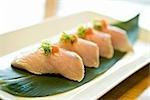 Stillleben mit Sushi