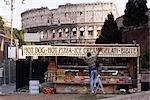 Street Scene, Rome, Latium, Italy