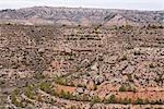 Los Monegros Desert, Zaragoza Province, Aragon, Spain